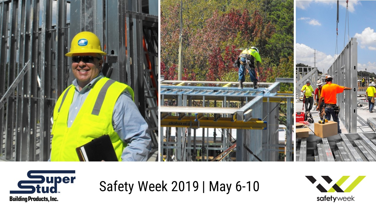 Super Stud participates in safety week