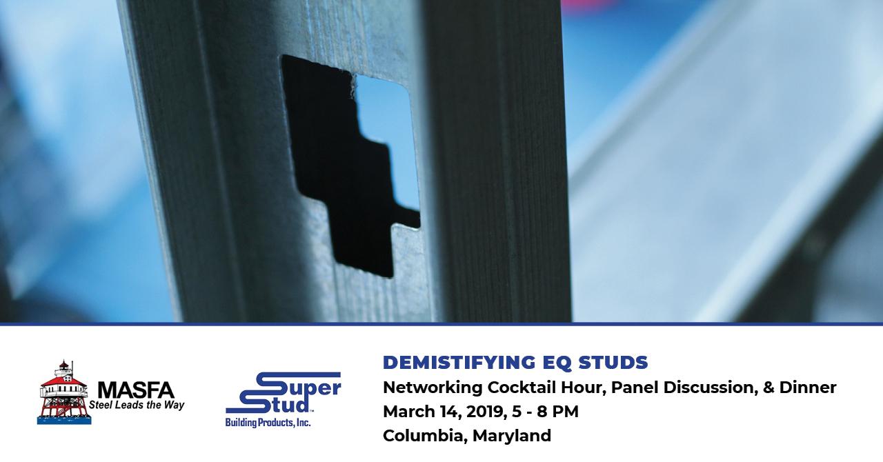 Demystifying EQ Studs – Don Allen, P.E., to represent ...