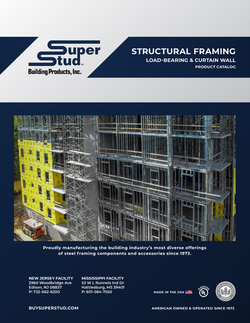 Structural Framing Catalog
