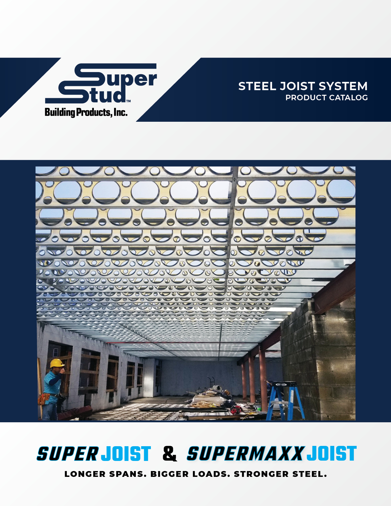 SuperMAXX and SuperJoist Spans Catalog