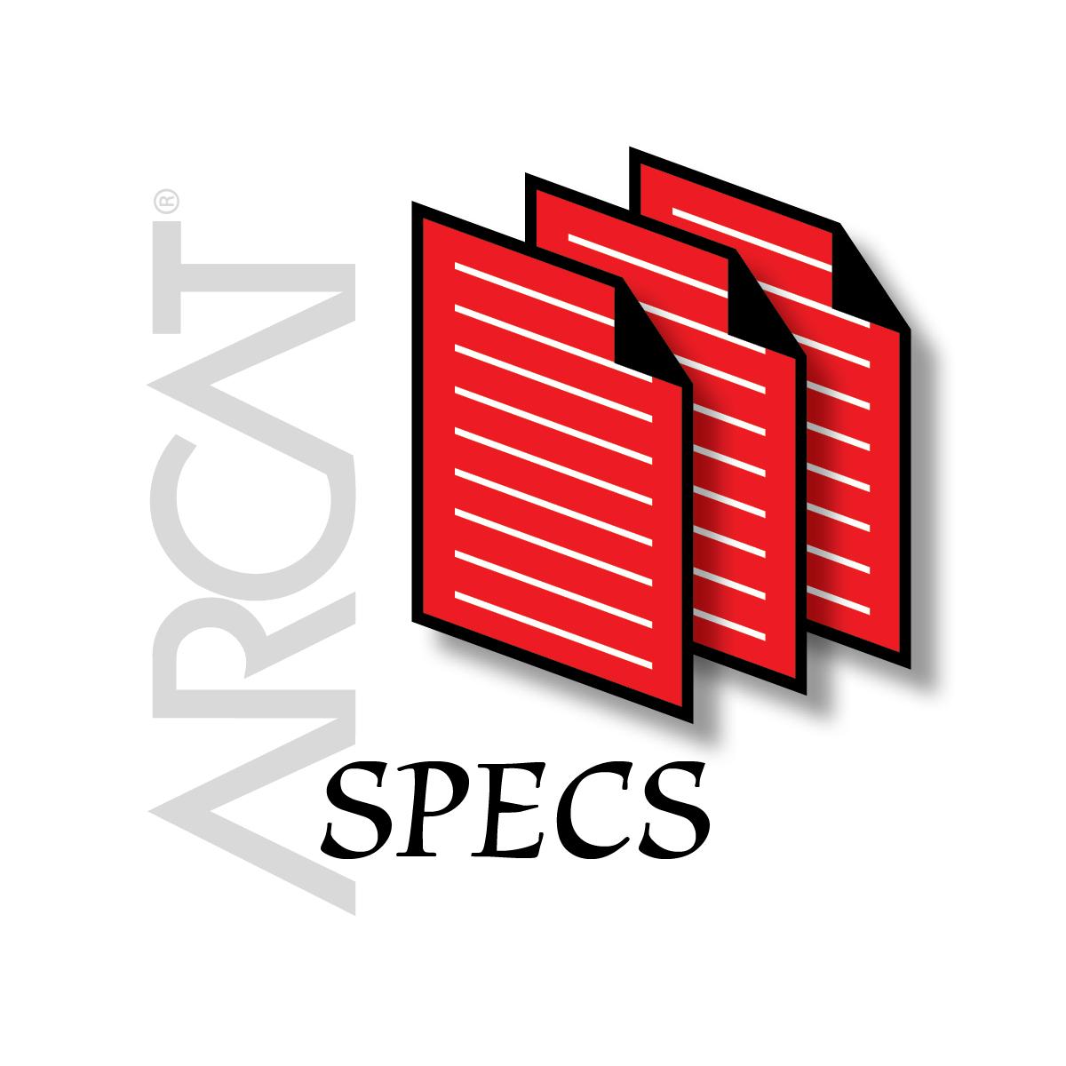 Arcat Specs